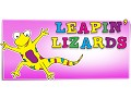 Leapin' Lizards - logo